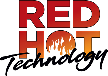 Red Hot Technology Logo